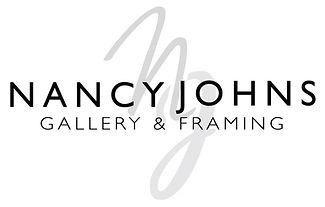 Logo for Nancy Johs Gallery & Framing