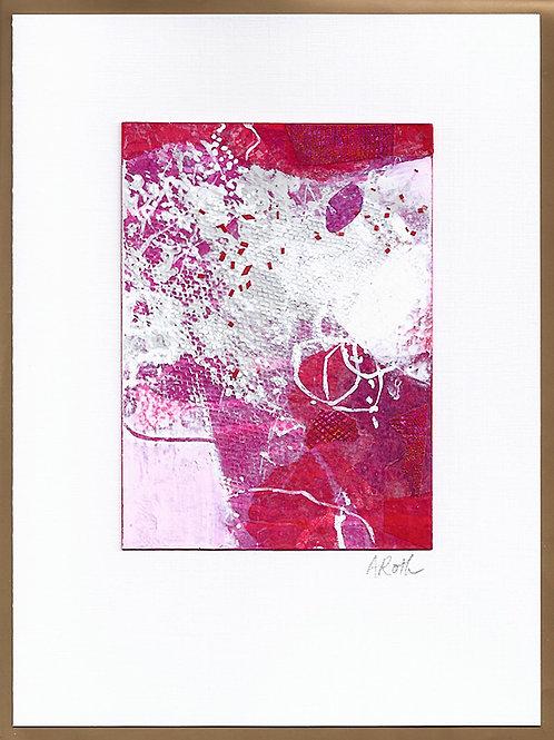 "Original Art Card #27, 5"" x 7"""