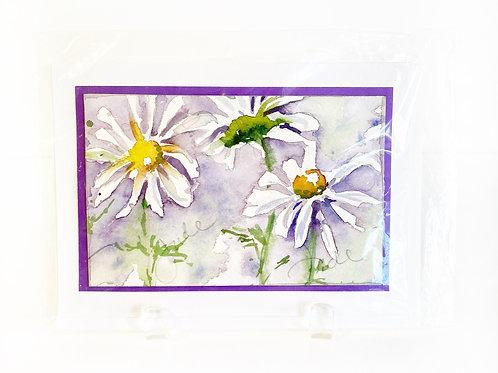 "Original Art Card #41, 5"" x 7"""