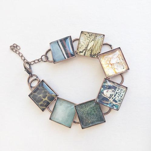 Bracelet - squares