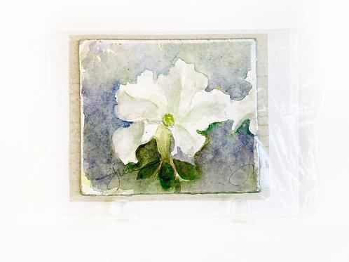"Original Art Card #47, 5"" x 7"""