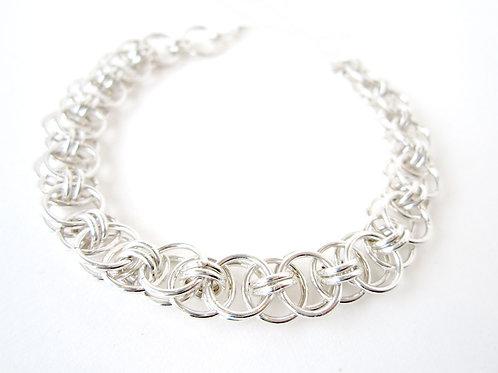 Bracelet - Silver Helm