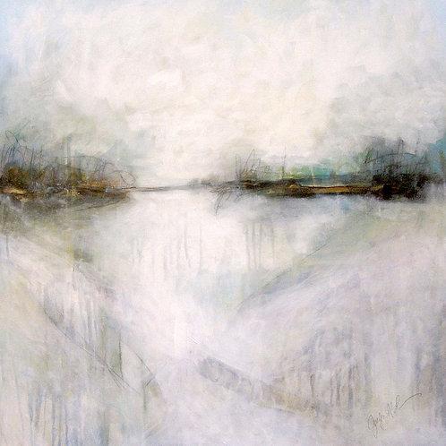 """Landscape #1, 30"""" x 30"""""""