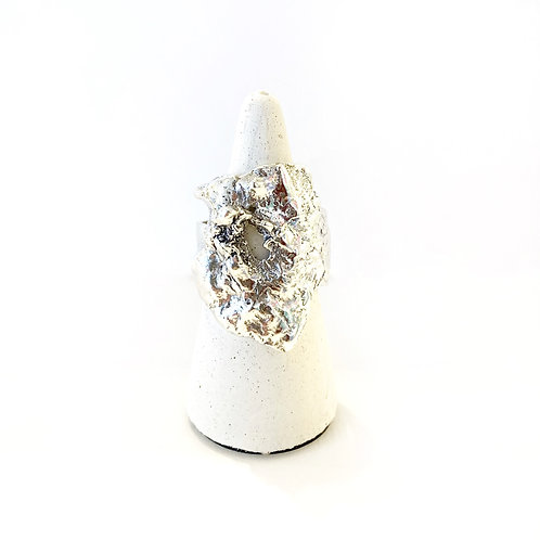 Ring - Silver Distressed Collection
