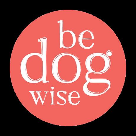 HofH Be Dog Wise Logo_OrangeSubmark_FINAL_RGBTransparentBkg.png