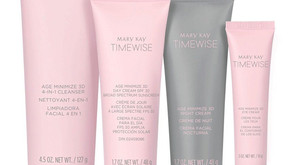My Top 3 Must Have Skincare Products from Mary Kay