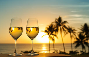 Glass of wine and a beautiful view. .jpg