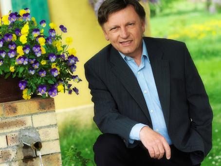 Antoine Waechter candidat à la Présidentielle