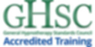 ghsc logo (accredited training) - CMYK -