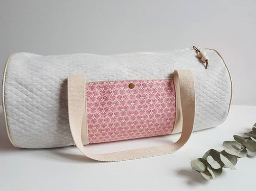 Un joli sac polochon pour une jolie Gara