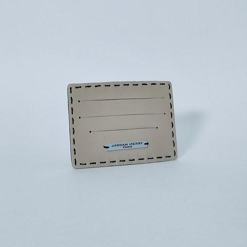 Porte-cartes Nude Lisse