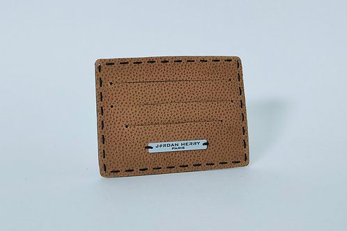 Porte-cartes Marron Freckles
