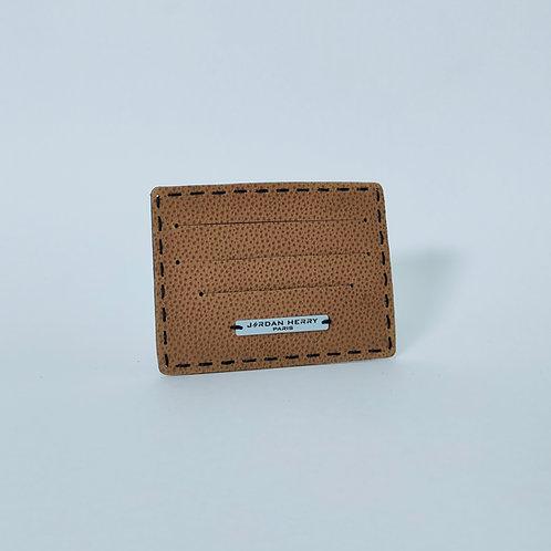 Porte-cartes Marron Freckles