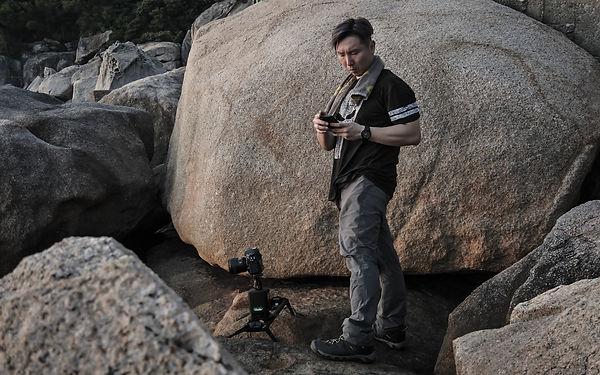 Patrick Cheung Hong Kong Timelapse and Hyperlapse Filmmaker