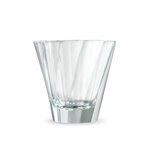 Loveramics Urban Twisted Cappuccino Glass 180ml