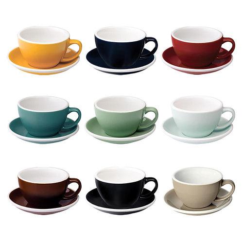 Loveramics EGG 300ML CAFE LATTE ART CUP & SAUCER
