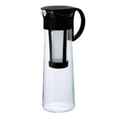 Hario Mizudashi Cold Brew Coffee Pot - Matte Black 1000mL