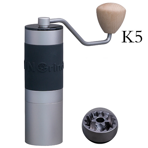Kingrinder Heavy Duty Precision Manual Hand Coffee Grinder - K5