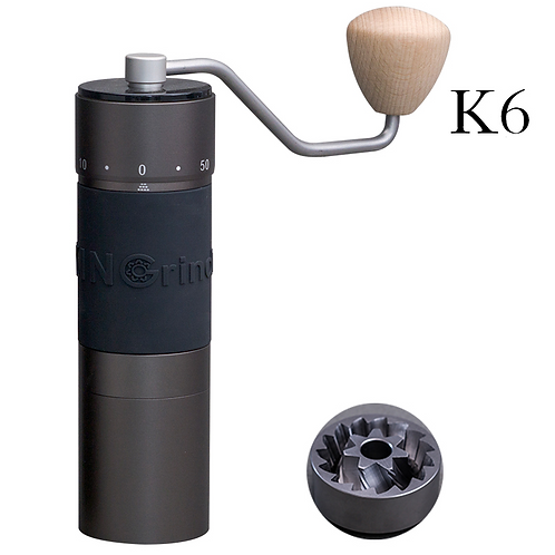 Kingrinder Heavy Duty Precision Manual Hand Coffee Grinder - K6