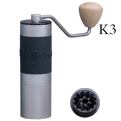 Kingrinder Heavy Duty Precision Manual Hand Coffee Grinder - K3