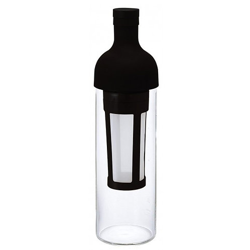 Hario Cold Brew Coffee Filter in Bottle - Matte Black