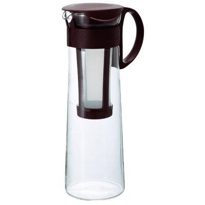 Hario Mizudashi Cold Brew Coffee Pot - Chocolate Brown 1000mL
