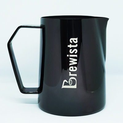 Brewista Precision Latte Art Frothing Pitcher 480mL - Metallic Black