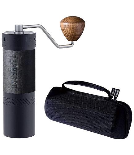 1Zpresso J-Max Manual Espresso Grinder with free Cylinder Case