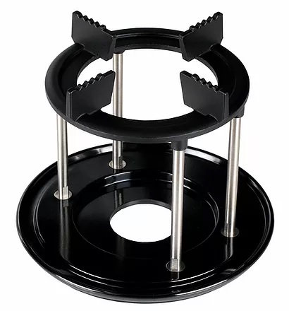 Rekrow Butane Burner Stand for RK4203 Micro Butane Burner for Moka Pots