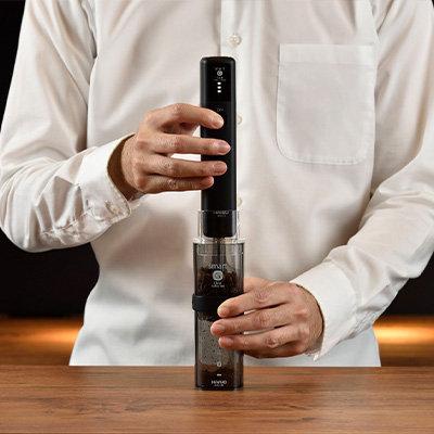 Hario Smart G Electric Handy Coffee Grinder & Smart G Coffee Grinder Set