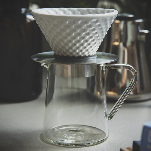 Loveramics Make Your Own Set- Dripper, Stand, Server & Hario Filter Paper 02