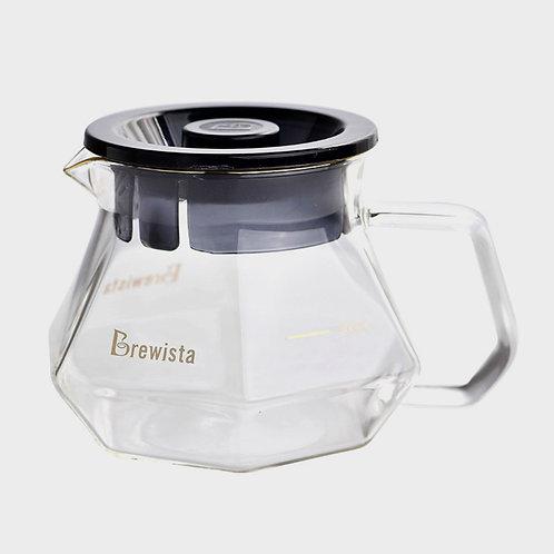 Brewista X Series Glass Server 01 Size 400mL - Clear
