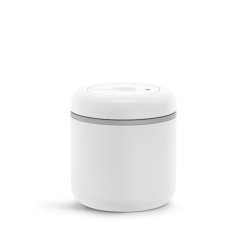 Fellow Atmos Vacuum Canister .7L (284 grams) Matte White