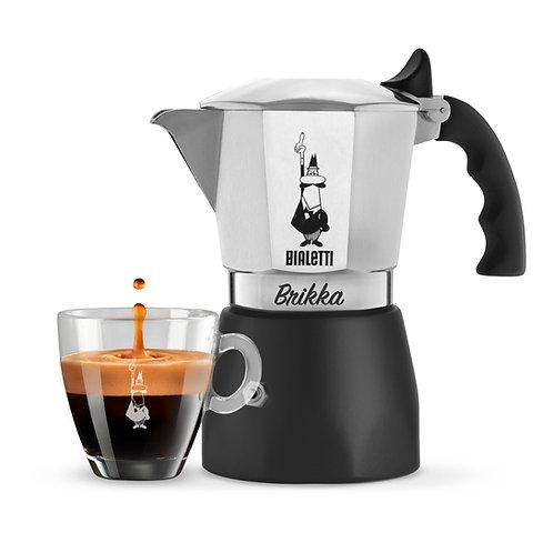 Bialetti Brikka - The MOKA Aroma, The Espresso Crema!