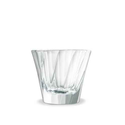 Loveramics Urban Twisted Espresso Glass 70ml