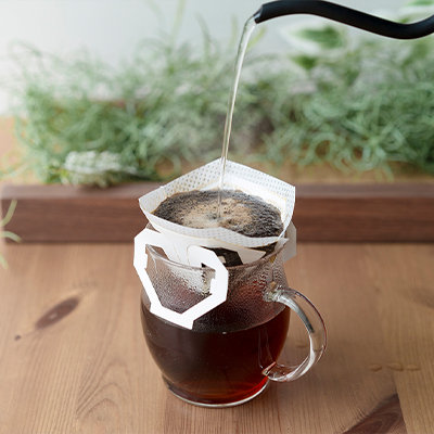 Hario V60 My Cafe Drip Coffee Pour Over Filter (coffee not included)
