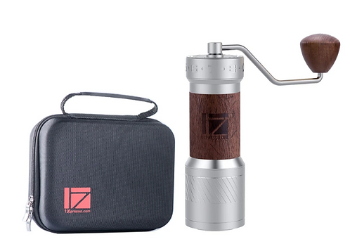 1Zpresso K Plus Manual Coffee Grinder with FREE Travel Case