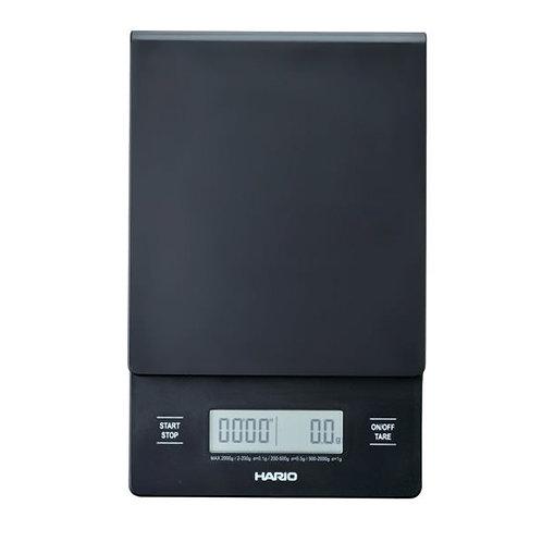 Hario Digital Drip Scale & Timer - Black