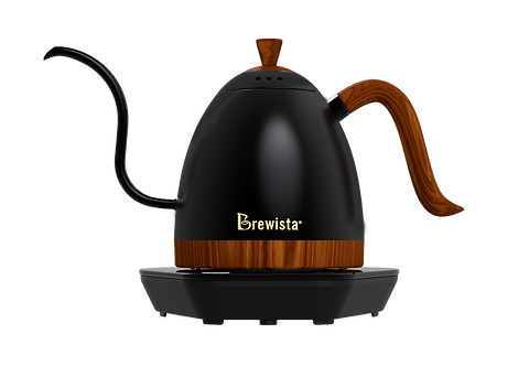 Brewista Artisan Variable Temperature Gooseneck Kettle 600mL - Matte Black