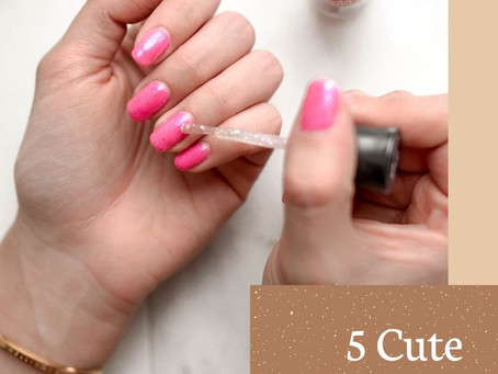 5 Cute Nail Art Trends For You to Try