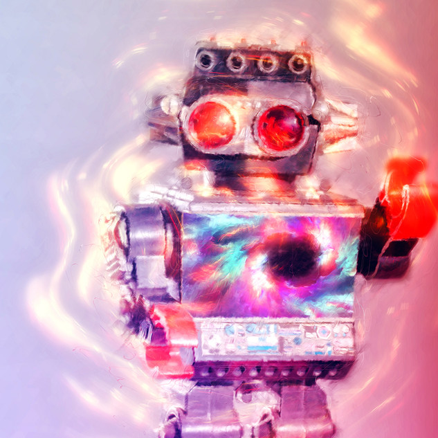Robot Art 1