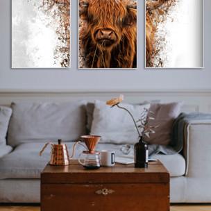 Highland cow TripTik 1