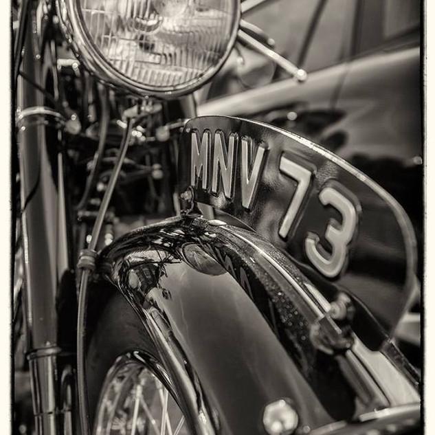 Old Motorbike 1