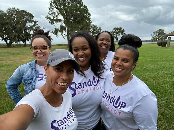 Stand Up Survivor Board member annual retreat