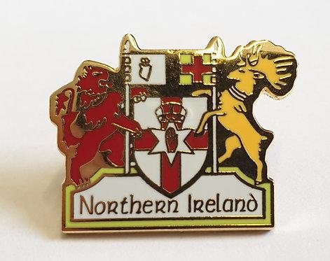 Northern Ireland Crest Badge