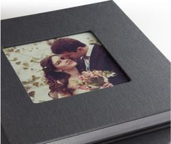 Álbum em tecido com imagem