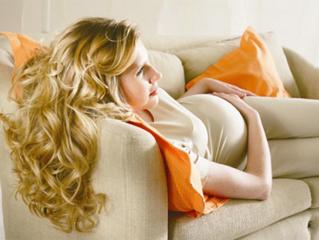 Como cuidar dos cabelos durante a gravidez?