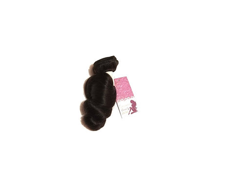 1 Bundle Loose Wave virgin Brazilian Human Hair