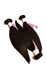 3 Bundles Silky straight virgin Peruvian human Hair