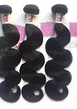 3 Bundle Body Wave Virgin Brazilian Human Hair